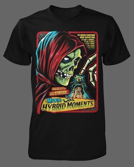 Fright Rags Misfits shirt 2