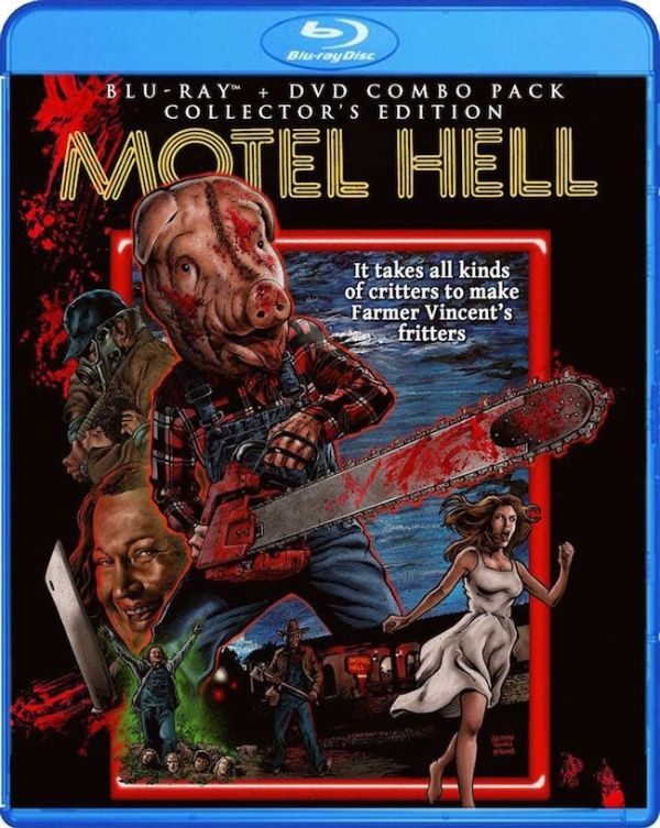 Motel Hell Bluray cover