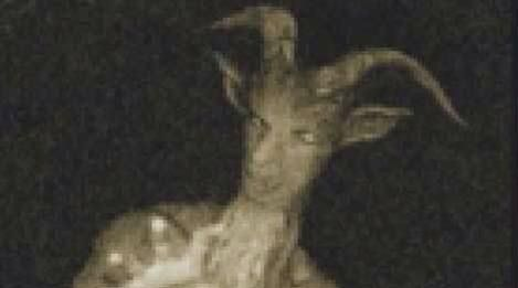 Goat Man of Pope Lick