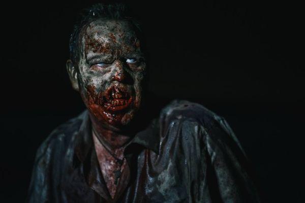 Naked Zombie Girl image 9