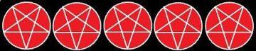 Pentagram 5 star ratings