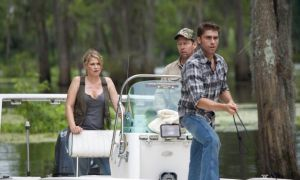 Swamp Shark: Kristy Swanson, D.B. Sweeny, and Tanne