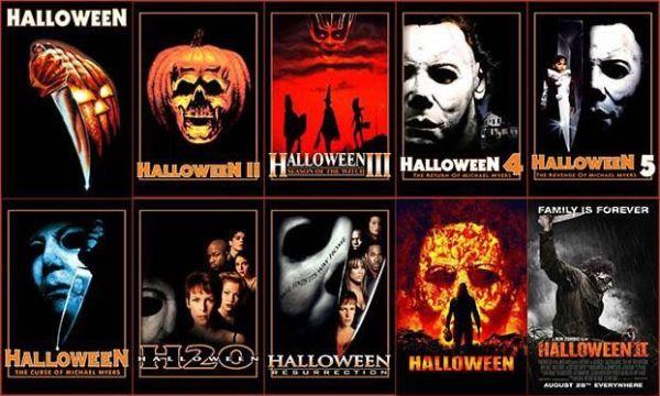 Scream Factory Halloween box set