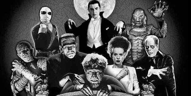 Universal monsters 3