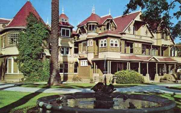 Winchester Mystery House 2