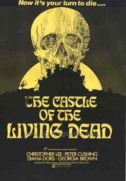The Castle of the Living Dead movie poster