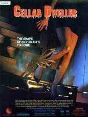Cellar Dweller movie poster