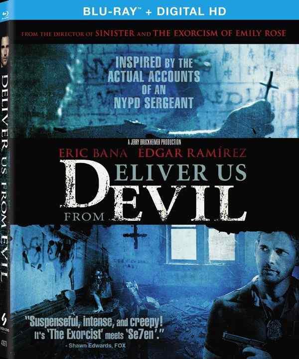 Deliver Us From Evil Blu