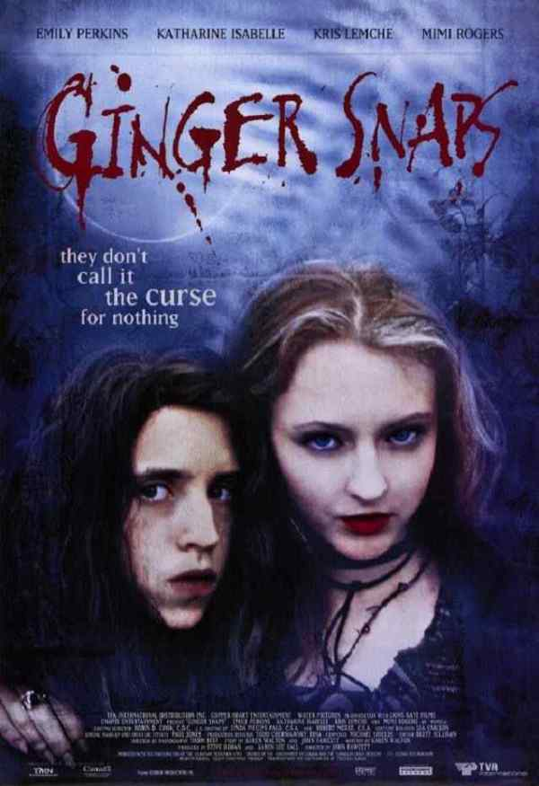 Ginger Snaps movie poster