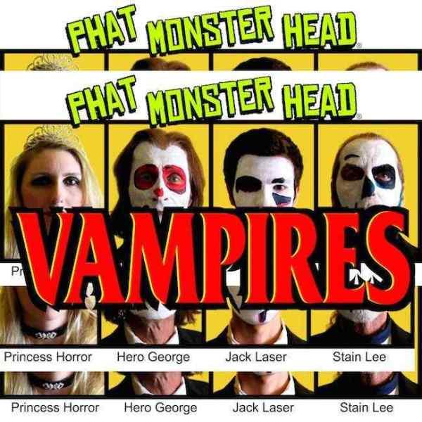 Vampires Single Logo