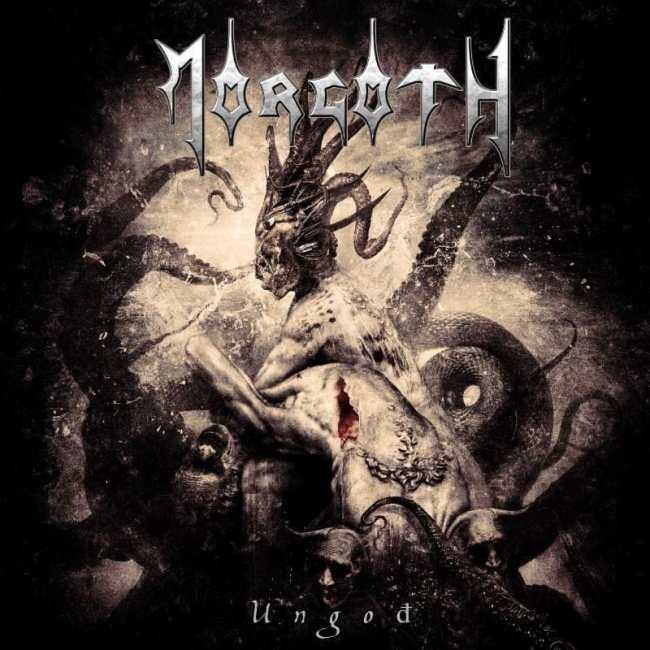 Morgoth Ungod cover