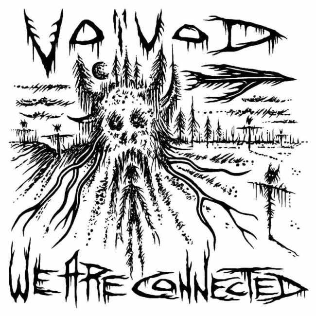 Voivod cover