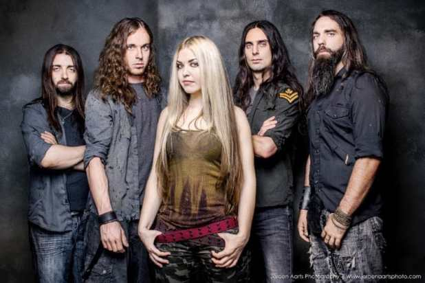 The Agonist band 4