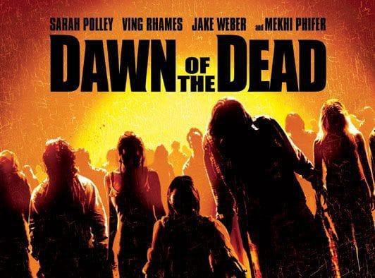 Dawn of the Dead 2004 banner