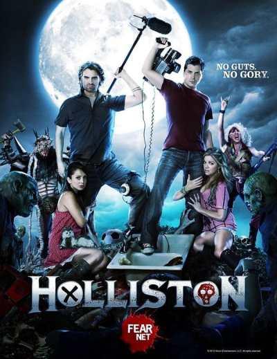 Holliston season 2 poster