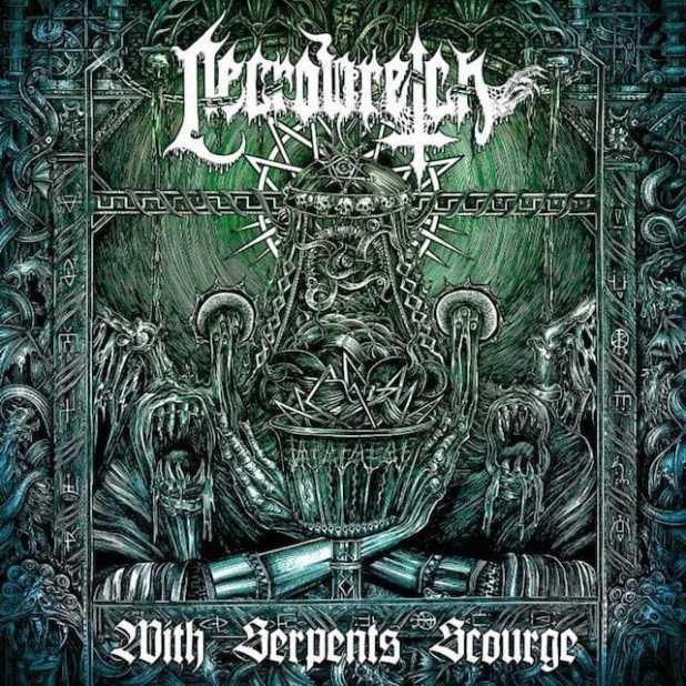 Necrowretch album cover 2