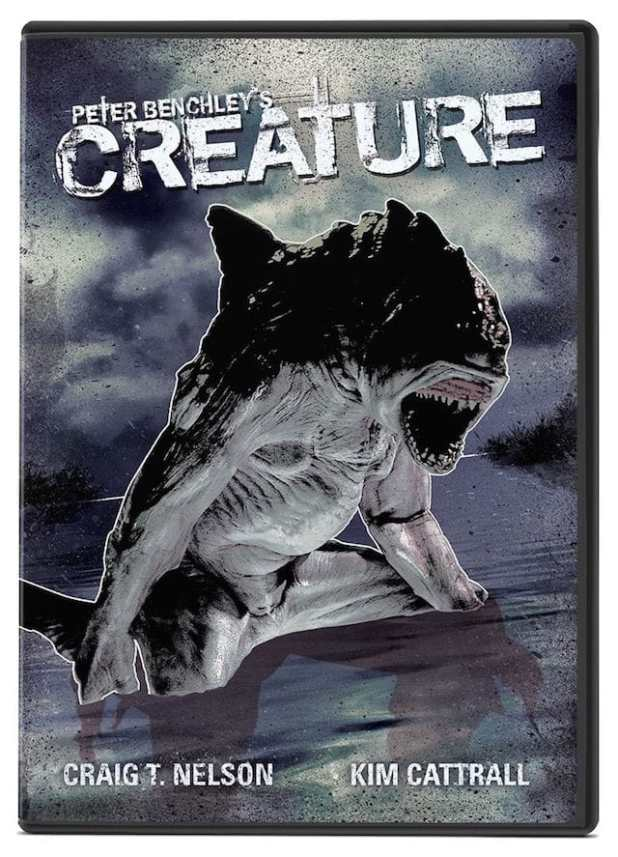 Peter Benchley's Creature dvd