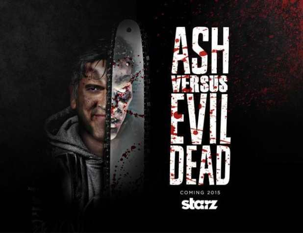 Ash vs Evil Dead promo