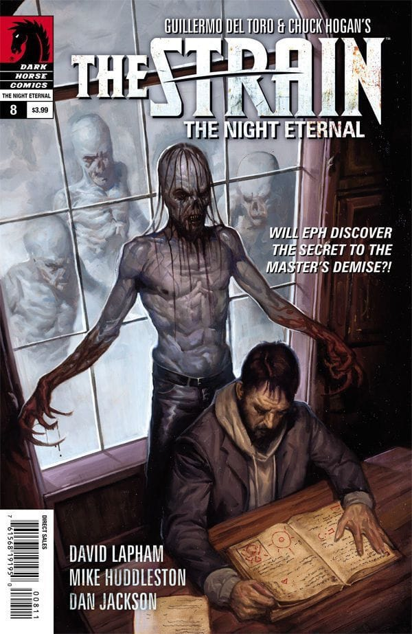 Comic Crypt: 'THE STRAIN: THE NIGHT ETERNAL' #8 Preview ...
