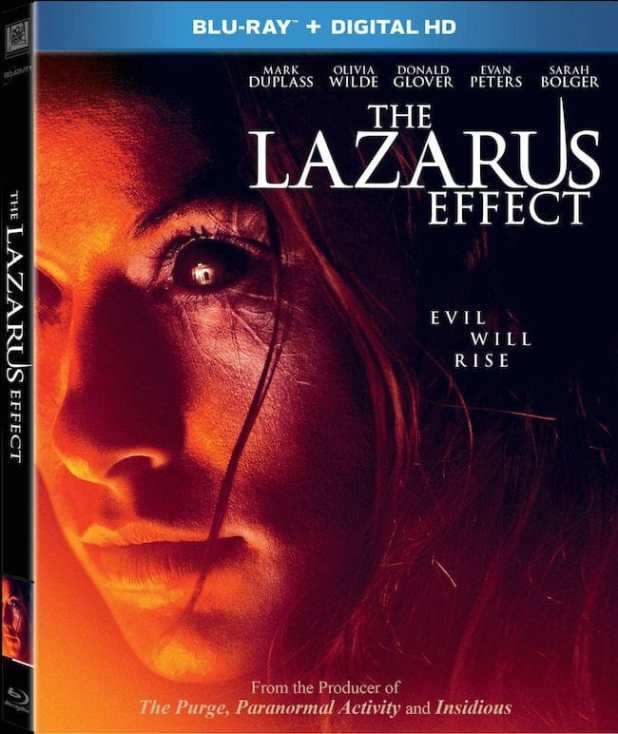 the lazarus effect blu