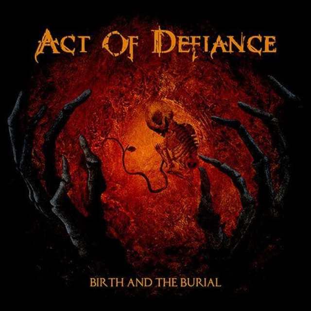 "Ex-Megadeth members ACT OF DEFIANCE debut ""Throwback ..."