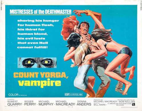 Count Yorga Vampire quad