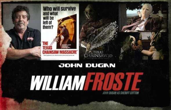 JOHN DUGAN- WILLIAM FROSTE CASTING PHOTO