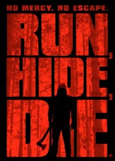 Run, Hide, Die. dvd