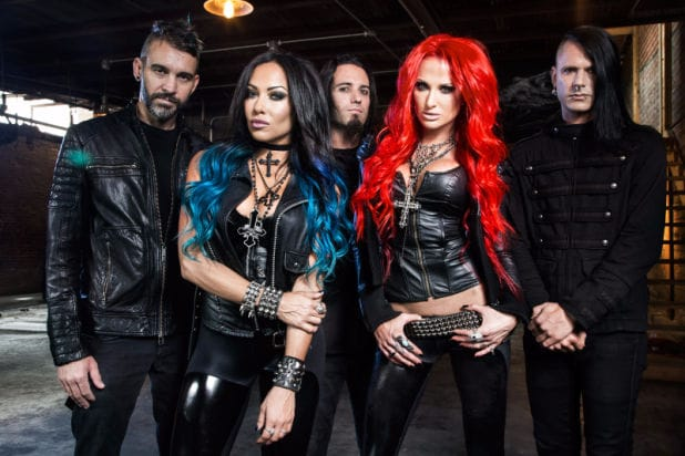 Butcher Babies band
