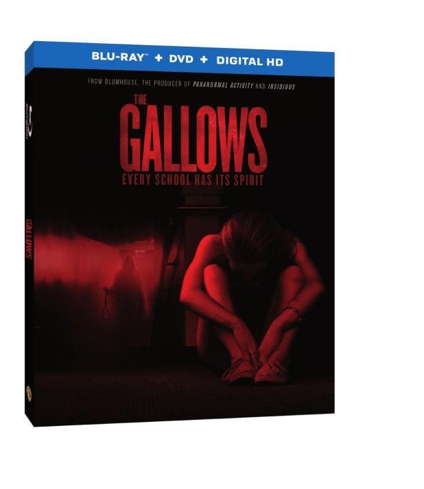 The Gallows 3D Box Art