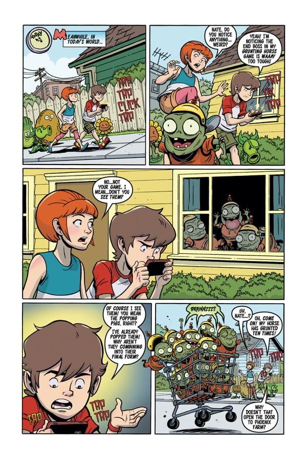 de zombie porno Comic