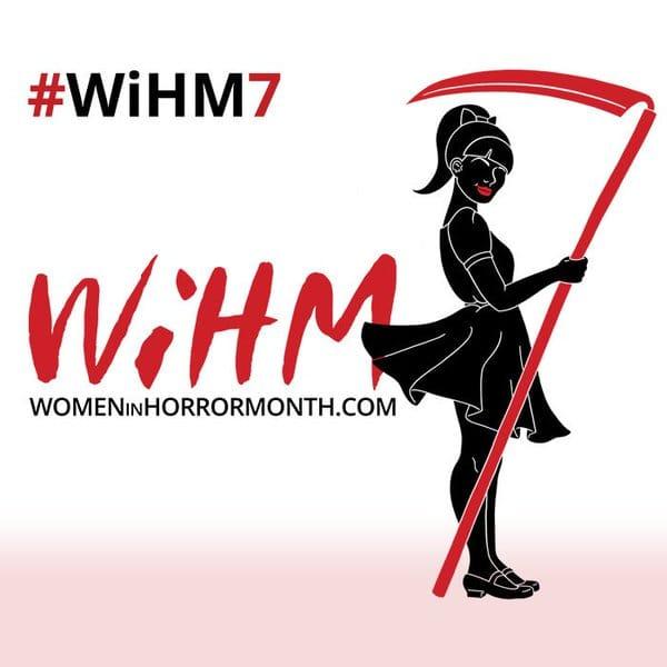 Women in Horror Month LOGO