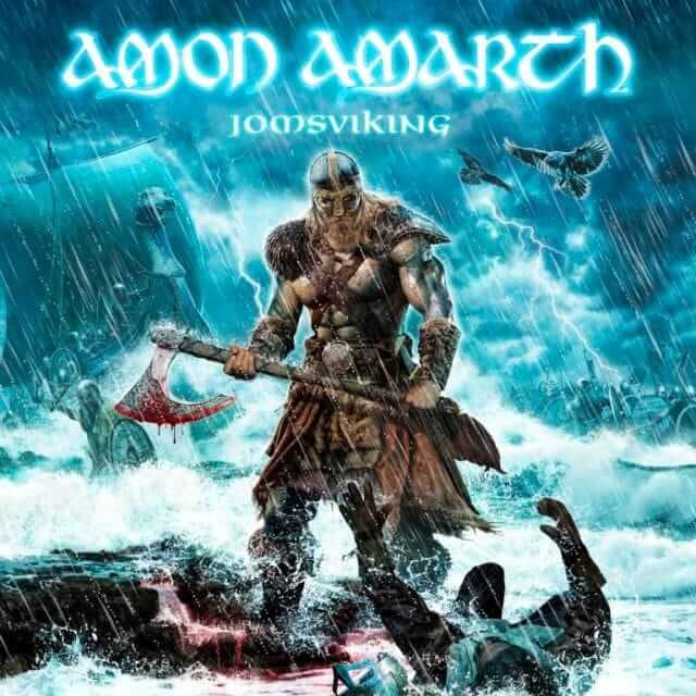 Amon Amarth Jomsviking cover