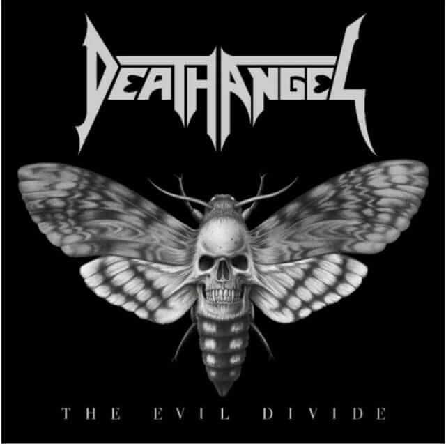Death Angel the evil divide cover