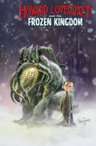 Howard Lovecraft and the Frozen Kingdom GN