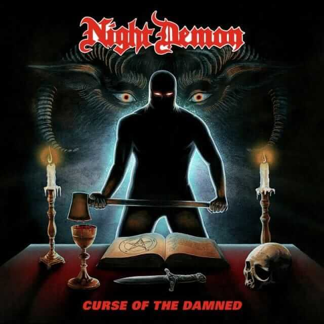 Night Demon curse of the damned cover
