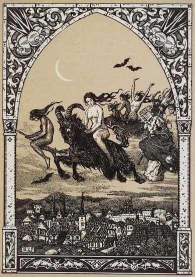 Witches-Flying-To-Sabbath-Bernard-Zuber