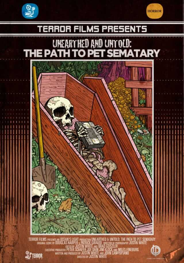 Unearthed and Untold the Path to Pet Sematary2