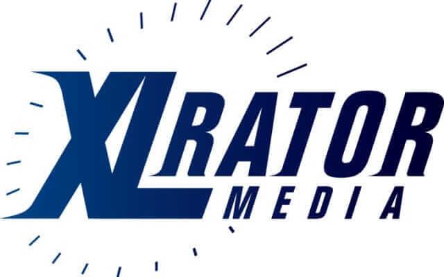 XLrator Media logo