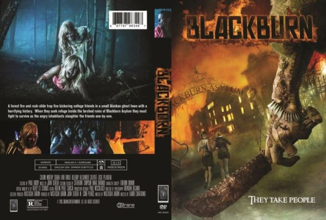 Blackburn dvd whole