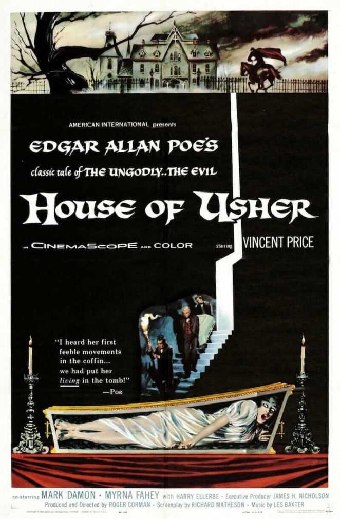 House of Usher 1960