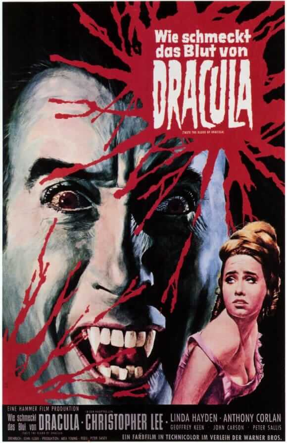 Taste the Blood of Dracula movie poster