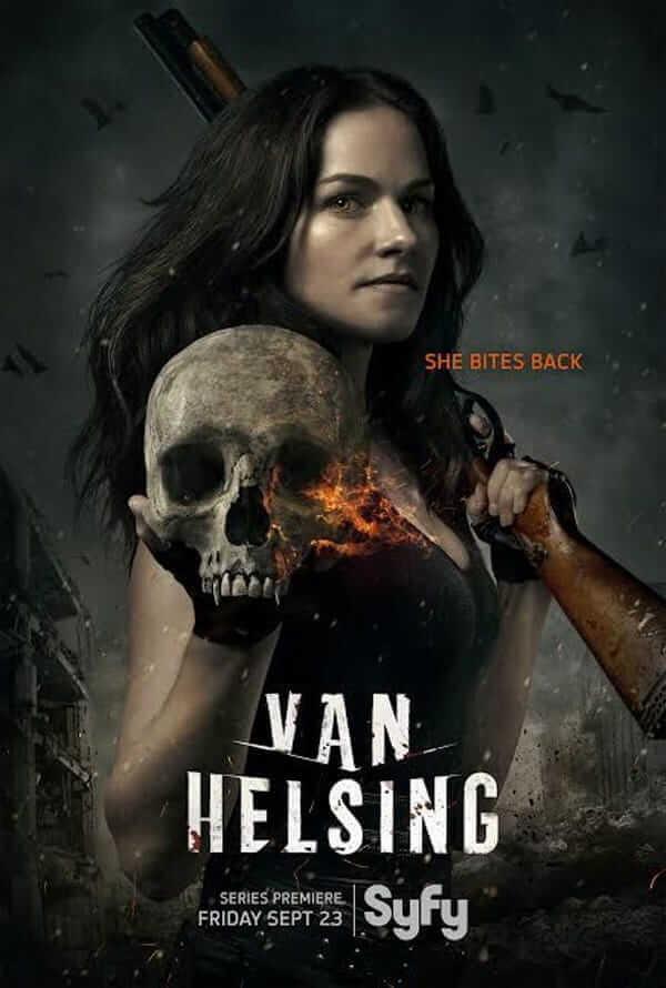 Van Helsing Syfy