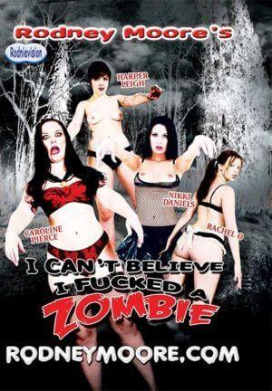 Порно пародии с зомби онлайн