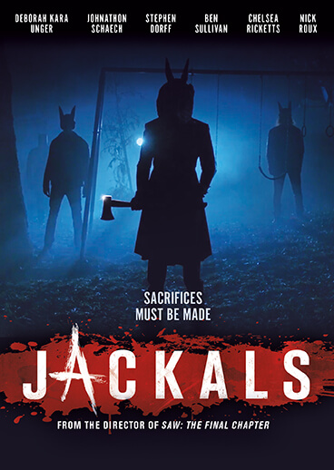 "Terrifying Psychological Thriller ""Jackals"" Opens in ..."