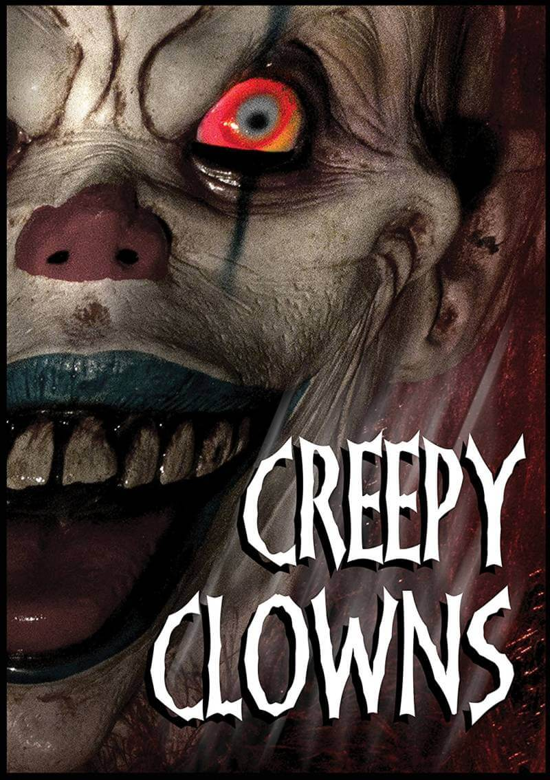 Review: Pete Jacelone's Creepy Clowns