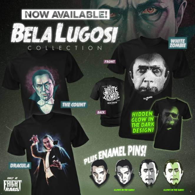 Bela Lugosi, Vintage Halloween, & General Mills Monster