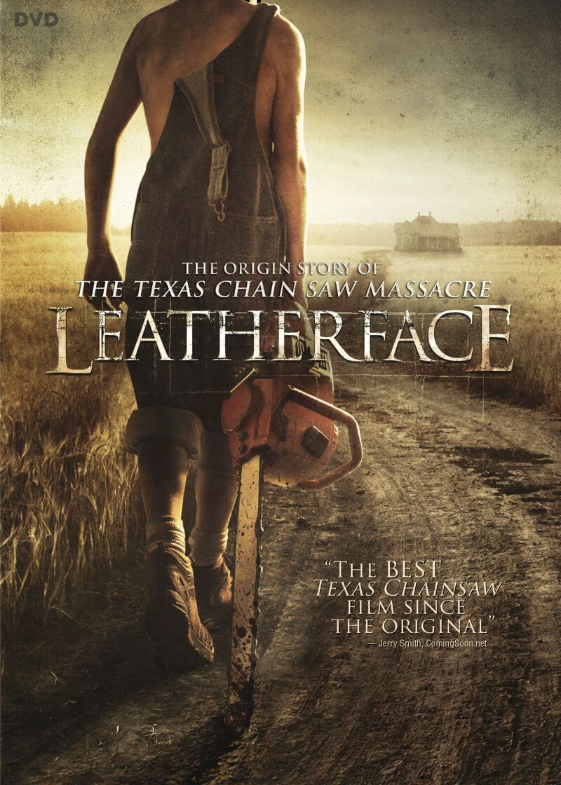 Leatherface Has Television Premiere, Less Than 600,000 Viewers Tune In.