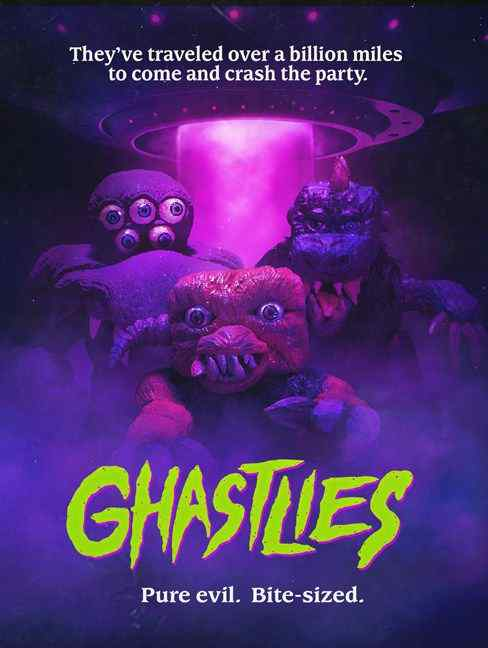 Ghastlies (Review)