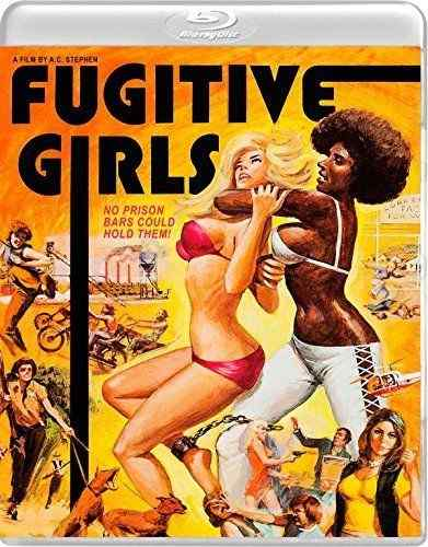 Blu Review - Fugitive Girls